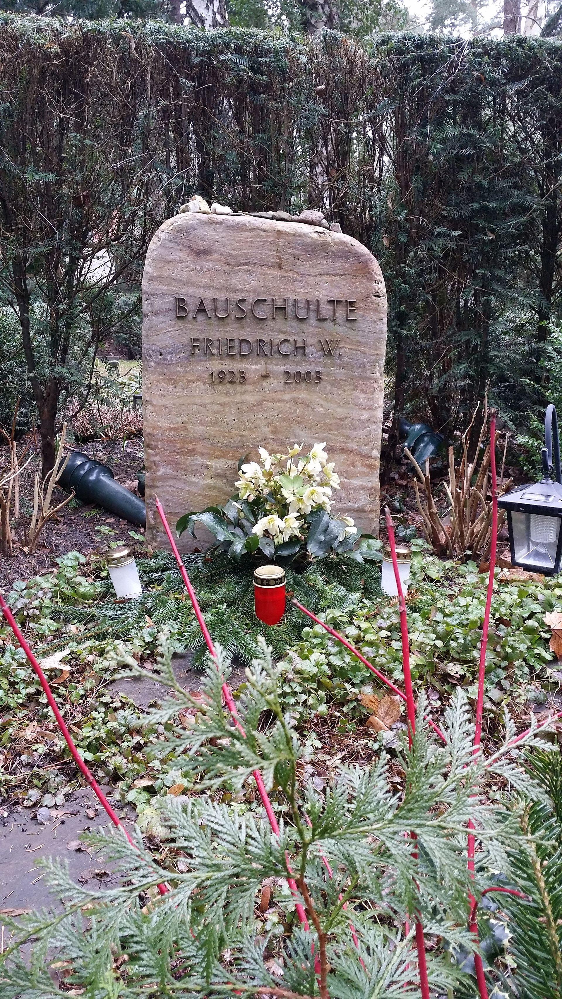 Mini Of San Francisco >> Friedrich W. Bauschulte – Wikipedia