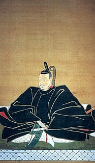 daimyo of the Sengoku period to early-Edo period; 1st lord of Sendai