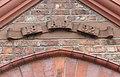 Datestone of St Catherine's Institute, Birkenhead.jpg