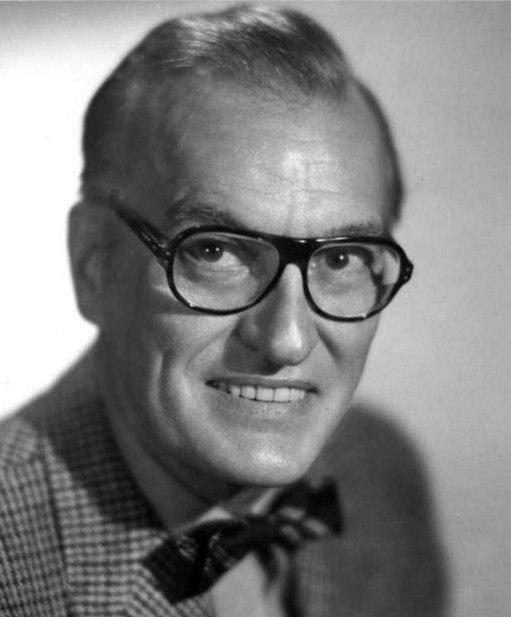 Dave garroway publicity photo 1950s