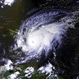 Hurricane David - Image: David 30 aug 1979 1906Z