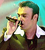 David D'Or performing in Istanbul, 2004