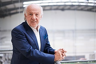 David Richards (motorsport) - Image: David Richards chairman of Prodrive