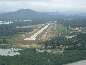 Dawei - Dawei Airport