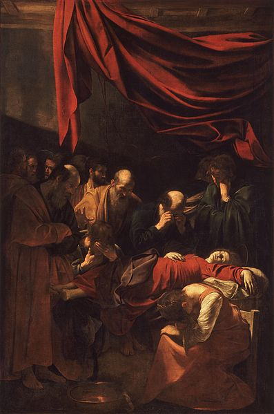 File:Death of the Virgin-Caravaggio (1606).jpg