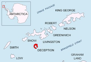 Port Foster Antarctic Specially Protected Area