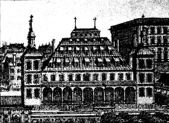 Makalös - Image: Delagardie palace stockholm