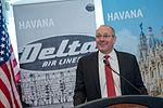 Delta returns to Cuba after 55-year hiatus (30538788534).jpg