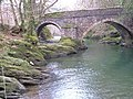 Denham Bridge, River Tavy - geograph.org.uk - 126405.jpg