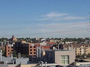 Highland, Denver - Image: Denver Highlands