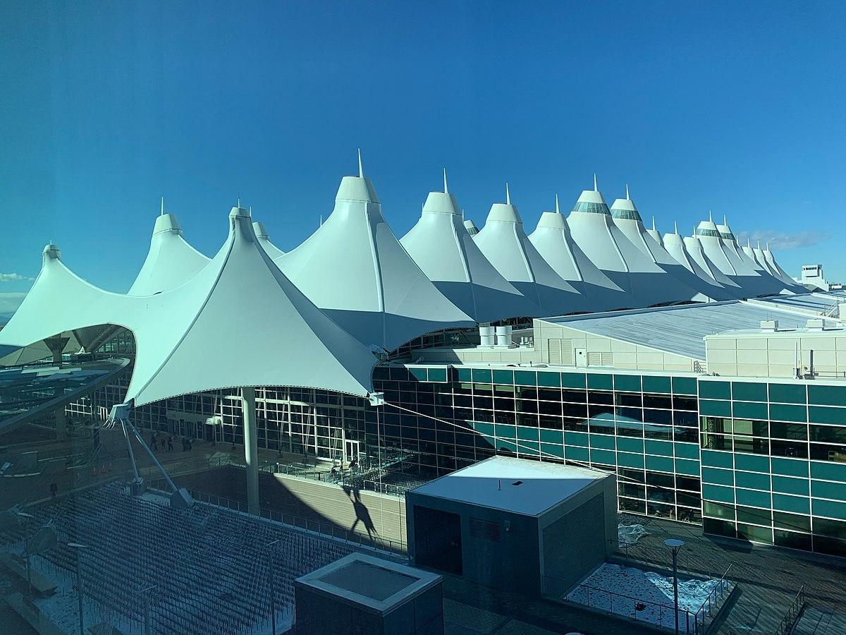 Denver International Airport Runways