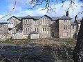 Derelict school buildings - geograph.org.uk - 741464.jpg