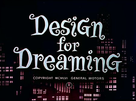 File:Design for dreaming (1956).webm