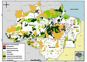 Foret Amazonienne Bresil Carte.Foret Amazonienne Wikipedia