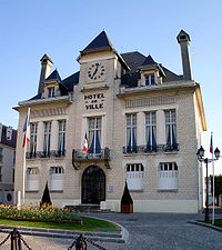 Deuil-la-Barre - Hotel de Ville 01.jpg