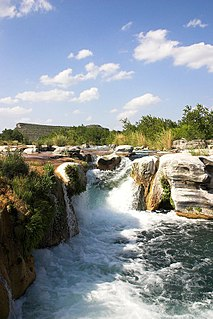 Devils River State Natural Area Protected areas of Val Verde County, Texas