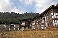 Dewachen Lodge, Phobjika Valley, Bhutan - panoramio.jpg