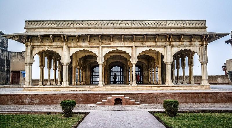 Dewan-e-Khas (Hall of Special Audience).JPG