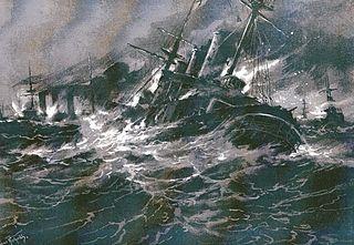 Battle of Coronel Naval battle of 1 November 1914 near Chile in World War I