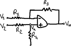 Differential amplifier.png