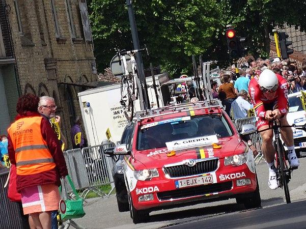 Diksmuide - Ronde van België, etappe 3, individuele tijdrit, 30 mei 2014 (B152).JPG