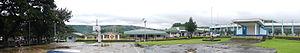 Dingalan - Municipal government grounds