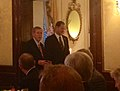 Dinner hosted by Ambassador Mark and Natalia Brzezinski (7935836676).jpg