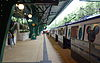 Disneyland Resort Station Platform 20130726.jpg