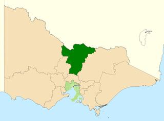 Division of Nicholls Australian federal electoral division