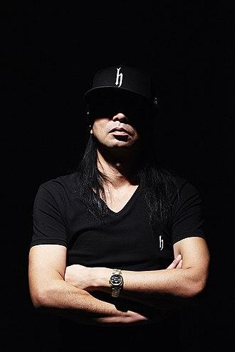 DJ Honda - Image: Djhonda Aphoto