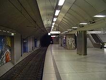 Station dortmund m llerbr cke wikipedia - Stadtgarten dortmund ...