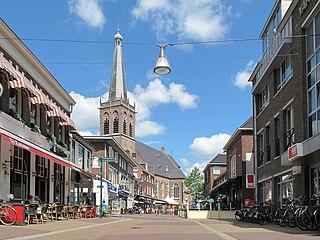 Doetinchem Municipality in Gelderland, Netherlands