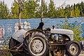 Dog on Tractor (10092547703).jpg