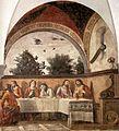Domenico ghirlandaio, cenacolo di ognissanti 03.jpg