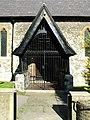 Door at Holy Trinity Church - geograph.org.uk - 592631.jpg