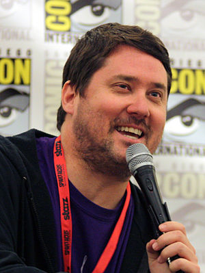 Doug Benson at the 2009 Comic Con in San Diego.
