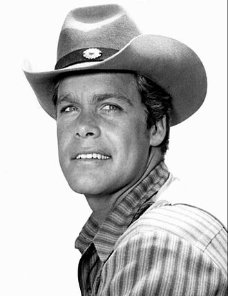 Doug McClure - McClure as Trampas in NBC's The Virginian