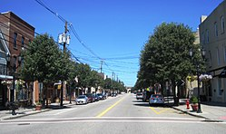 South Amboy, New Jersey.