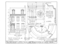 Dr. James Tillary House, 15 Tillary Street, Brooklyn, Kings County, NY HABS NY,24-BROK,35- (sheet 2 of 11).png