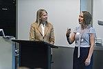 Dr Dava Newman, NASA Deputy Administrator visit to New Zealand, July 11-18, 2016 (28256716521).jpg