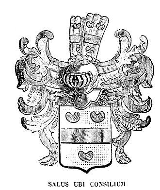 Nicolaas II Rockox - Heraldic crest