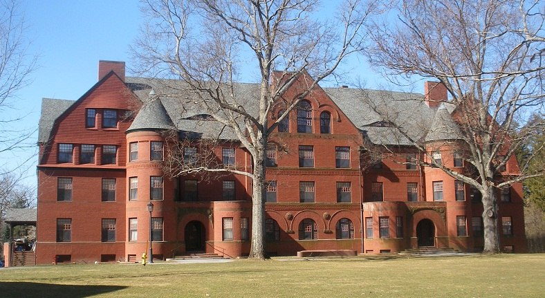 Draper Hall Abbot Academy Andover MA
