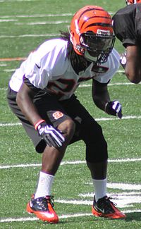 Dre Kirkpatrick Bengals training camp 2012.jpg
