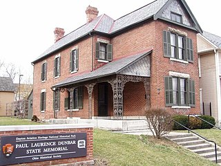 Paul Laurence Dunbar House United States historic place