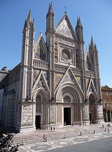 Gotico italiano wikipedia for Il parlamento italiano wikipedia