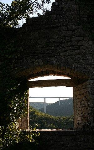 Dvigrad - Image: Dvigrad bridge