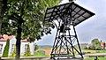 Dzwonnica widok od strony kościoła - panoramio.jpg