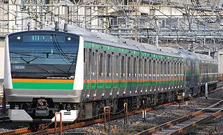 Ueno–Tokyo Line JR East railway that runs in Tokyo, Japan
