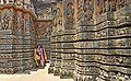 E59A WK - Hoysalesvara Temple - Halebidu - Karnataka.jpg