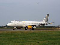 EC-LOP - A320 - Vueling